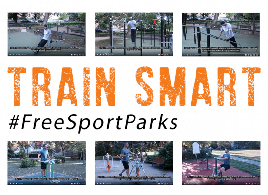 Train Smart with Free Sport Parks Map