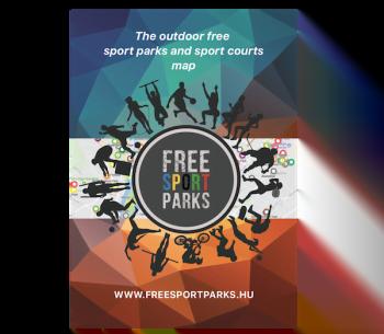 Add Tovább a Free Sport Parks Térkép Hírét Plakáton (angol nyelvű)