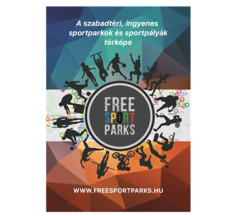 Free Sport Parks poster Hungarian version