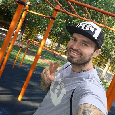 Radányi Norbert Eddz Okosan Free Sport Parks