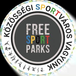 Közösségi Sportváros logó - Free Sport Parks Térkép