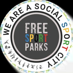 Social Sport City logo - Free Sport Parks Map