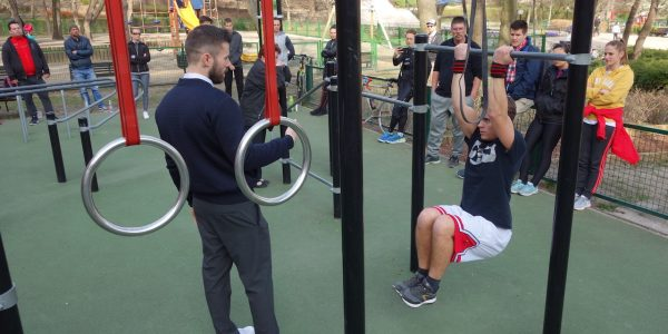 Free Sport Parks – Mechwart liget – Radányi Norbert – nyitott workshop – 2