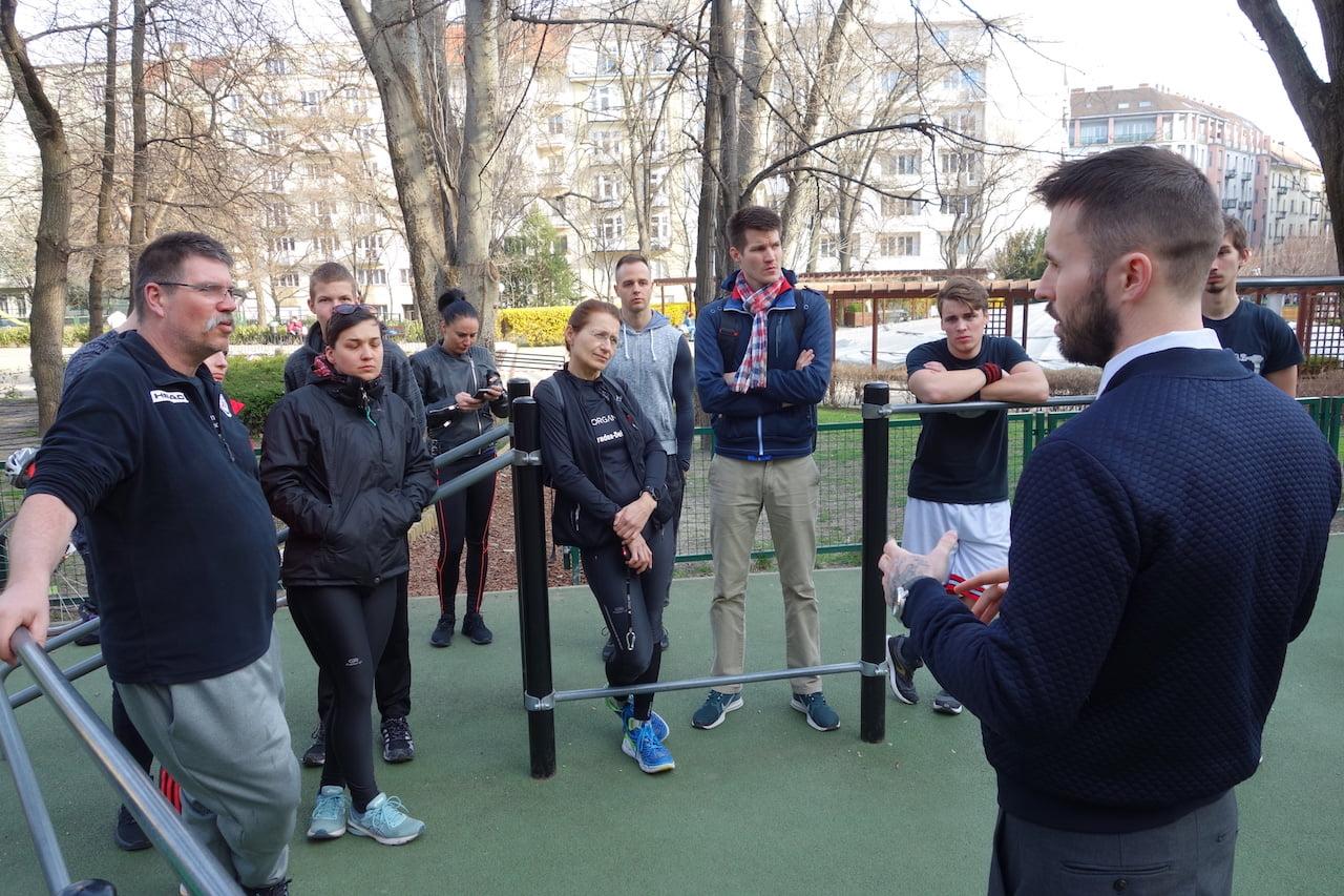 Free Sport Parks - Közösségi Sportváros Vagyunk Képzés - Mechwart liget - Radányi Norbert - nyitott workshop - 4