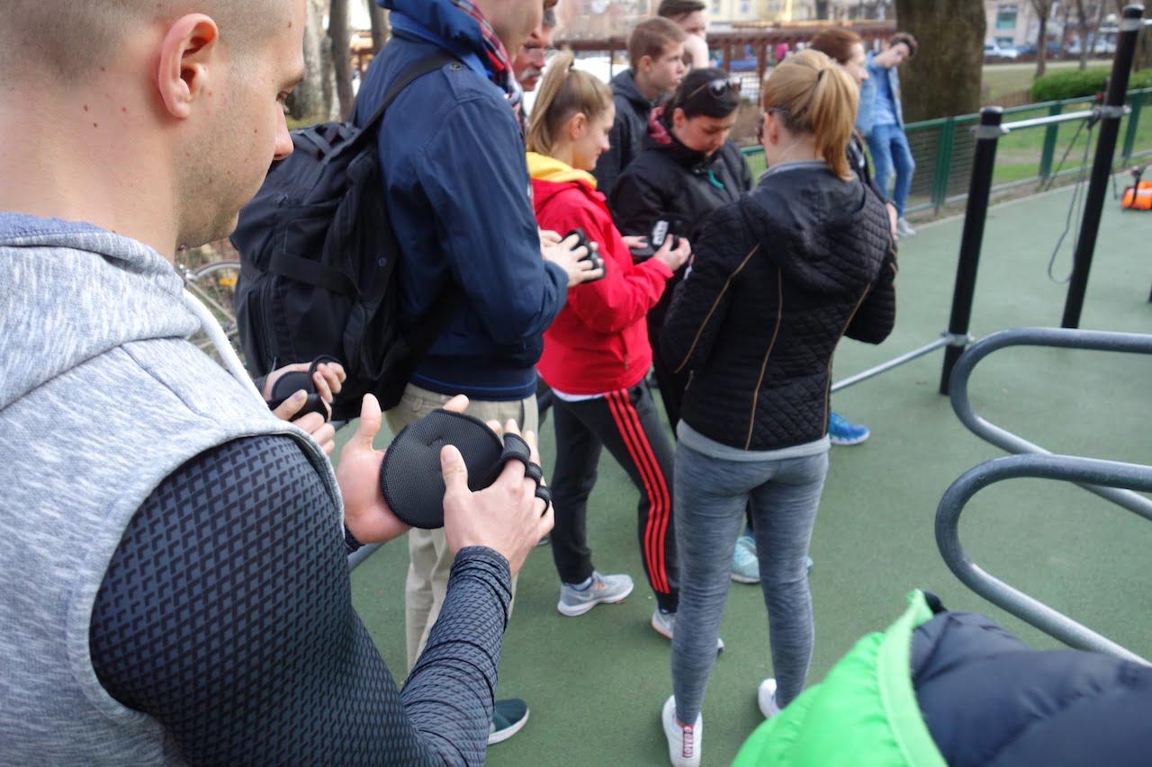 Free Sport Parks - Mechwart liget - Közösségi Sportváros Vagyunk Képzés - Radányi Norbert - nyitott workshop - 5