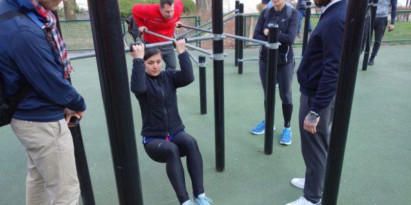 Free Sport Parks – Mechwart liget – Radányi Norbert – nyitott workshop – 6