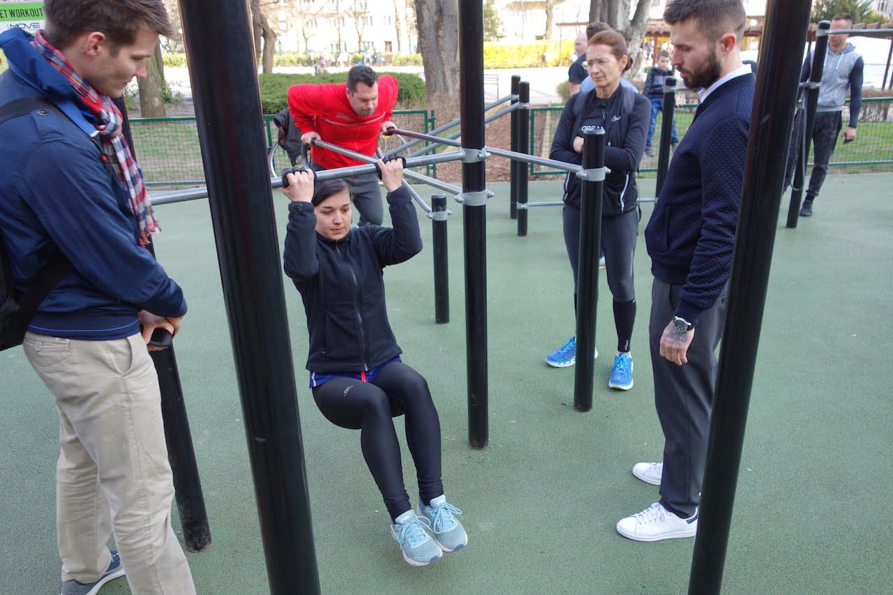 Free Sport Parks - Közösségi Sportváros Vagyunk Képzés - Mechwart liget - Radányi Norbert - nyitott workshop - 6
