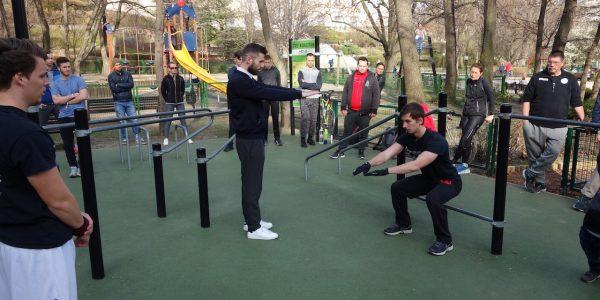 Free Sport Parks – Mechwart liget – Radányi Norbert open workshop – 3
