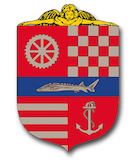 Crest of the 13th district - Free Sport Parks map