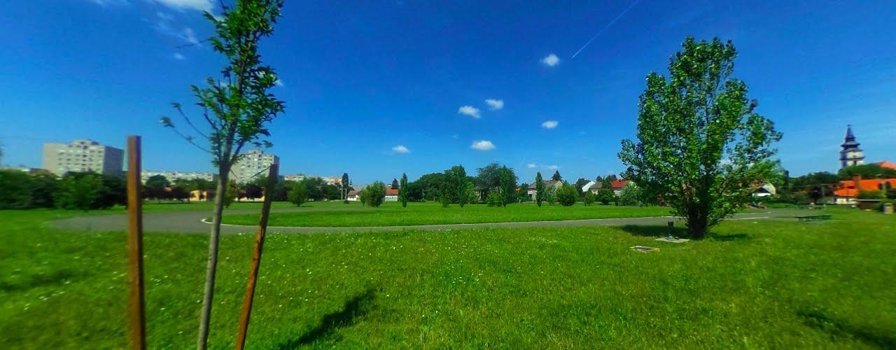 Gyorsasági Görkorcsolya pálya - Hódmezővásárhely, Tóalj utca - Free Sport Parks térkép