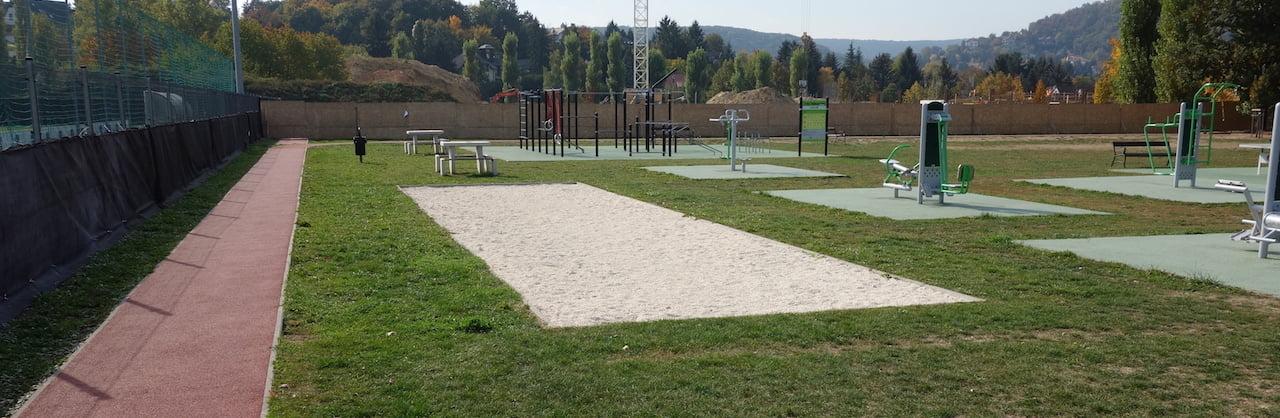Petanque pálya - Budapest, Szabadság utca (II. ker.) - Free Sport Parks térkép