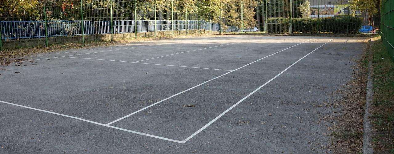 Teniszpálya - Budapest (III. kerület), Váradi utca - Free Sport Parks Térkép
