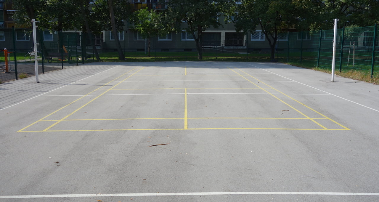 Volleyball court - Budapest (15th district), Páskomliget street - Free Sport Parks map