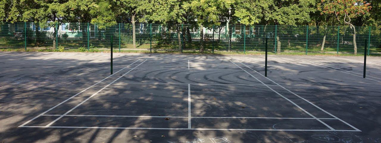 Tollaslabda pálya - Budapest (15. kerület), Kőrakás park - Free Sport Parks Térkép