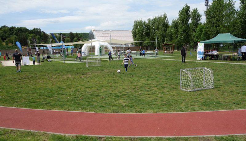 Foci- Hidegkúti Családi Sportnap – Free Sport Parks térkép