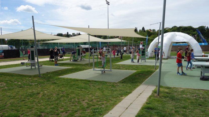 Hidegkúti Családi Sportnap - Free Sport Parks térkép
