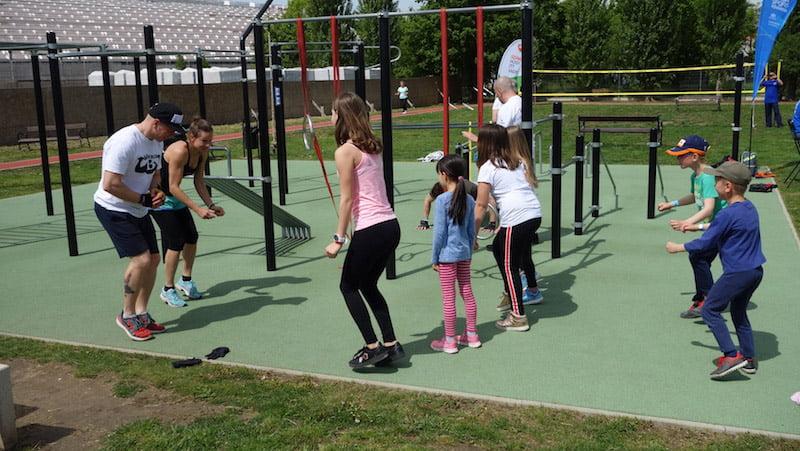 Kondipark, Bartendaz - Hidegkúti Családi Sportnap - Free Sport Parks térkép
