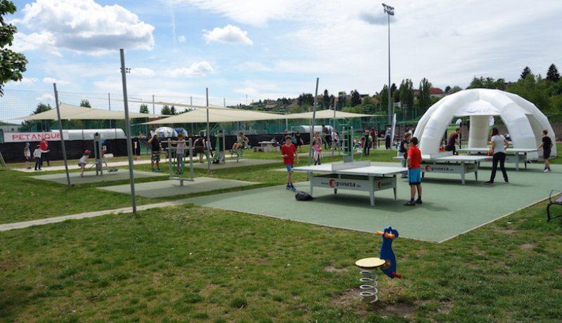 Ping-Pong – Hidegkúti Családi Sportnap – Free Sport Parks térkép