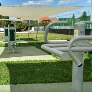 Free Sport Parks – Train Smart QR code in Fitness Park-2