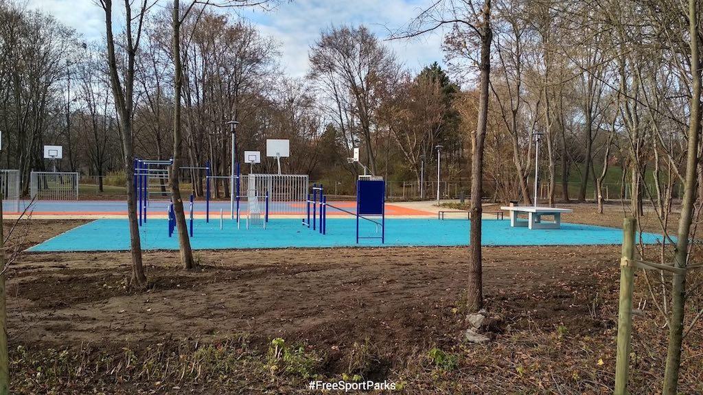 Hajógyári-sziget - Családi Szabadidőpark - kondipark es pingpong asztal - Free Sport Parks térkép - Budapest 2019, Európa Sport fővárosa