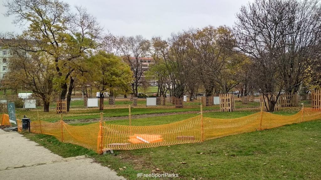 Tabáni Családi Szabadidőpark - Free Sport Parks térkép - Budapest 2019, Európa Sport fővárosa