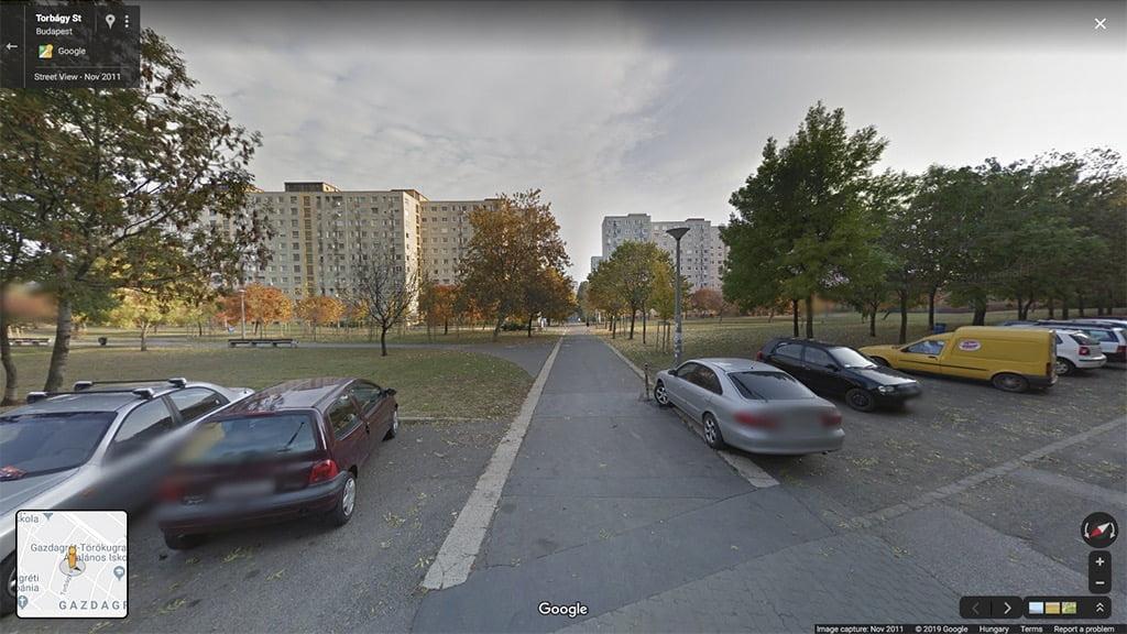 Kaptató sétány - Családi Szabadidőpark - helyszín - Free Sport Parks térkép - Budapest 2019, Európa Sport fővárosa