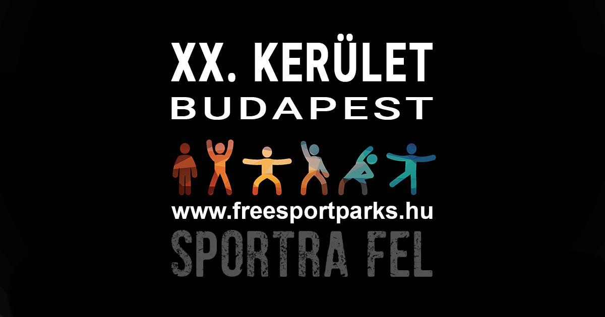 Xx Kerulet Kozossegi Sportoldala Free Sport Parks Terkep