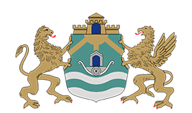 Crest of the 9th District Budapest - Free Sport Parks map