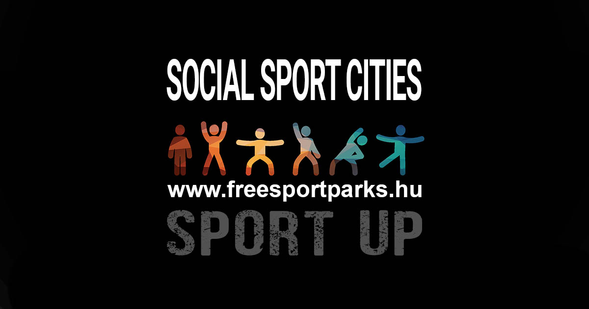 Social Sport Site functions - Free Sport Parks map