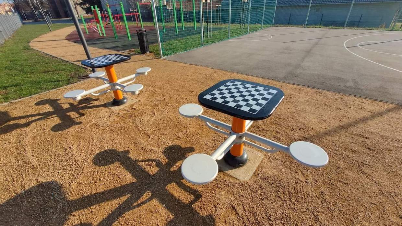 Sakk asztal, Martonvásári Ifipark - Free Sport Parks térkép