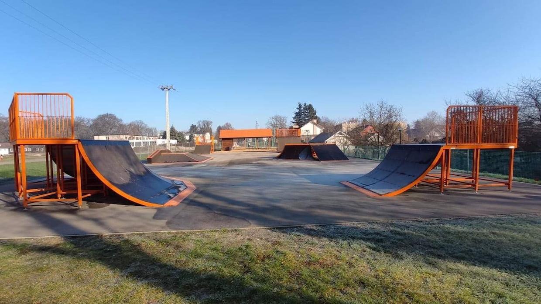 Skatepark, Martonvásári Ifipark - Free Sport Parks térkép