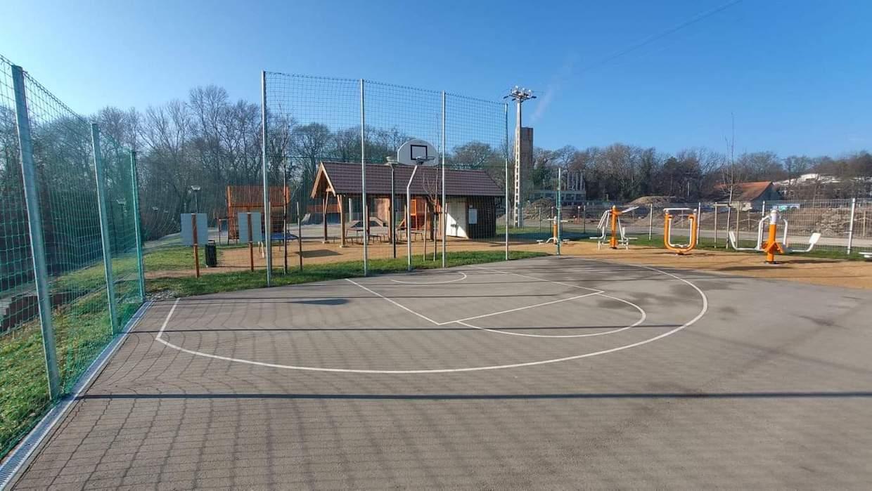 Streetball pálya, Martonvásári Ifipark - Free Sport Parks térkép