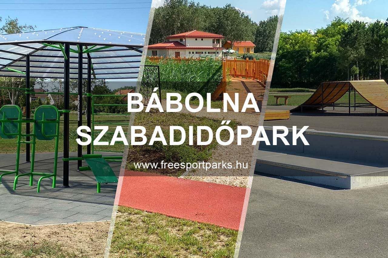 Bábolna Szabadidőpark - Free Sport Parks blog