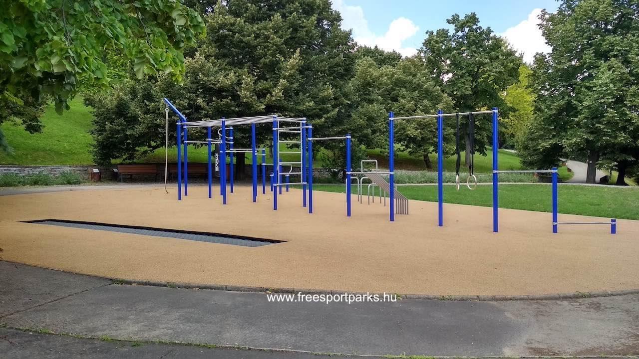 kondipark (Street Workout Park)