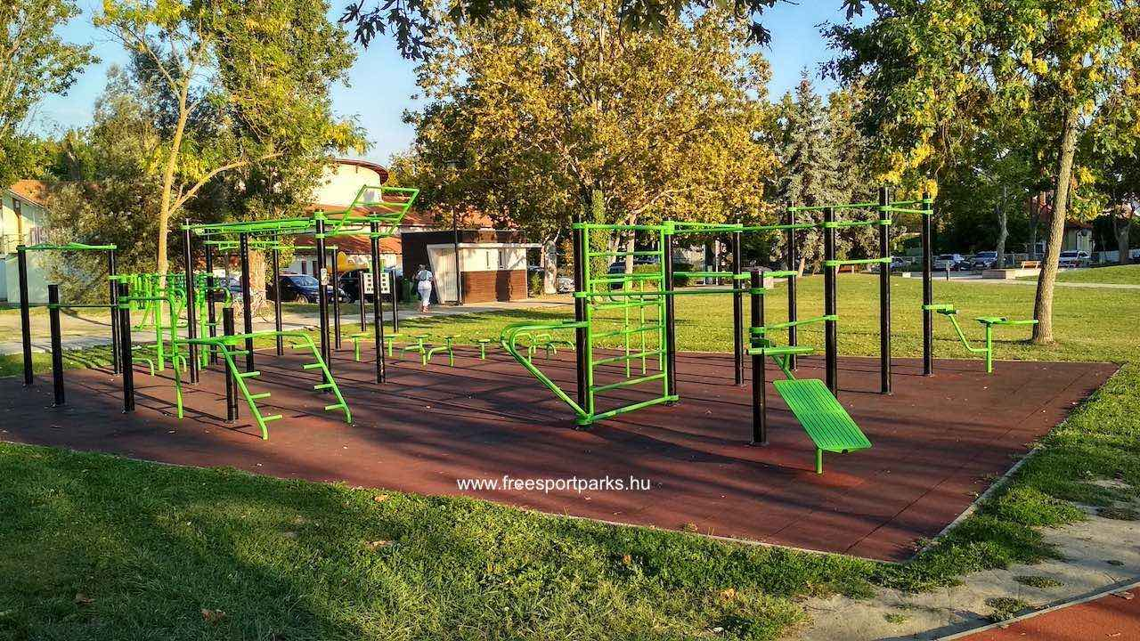 kondipark, street workout park
