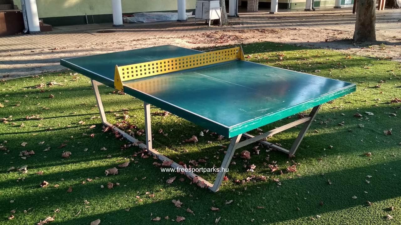 pingpong asztal
