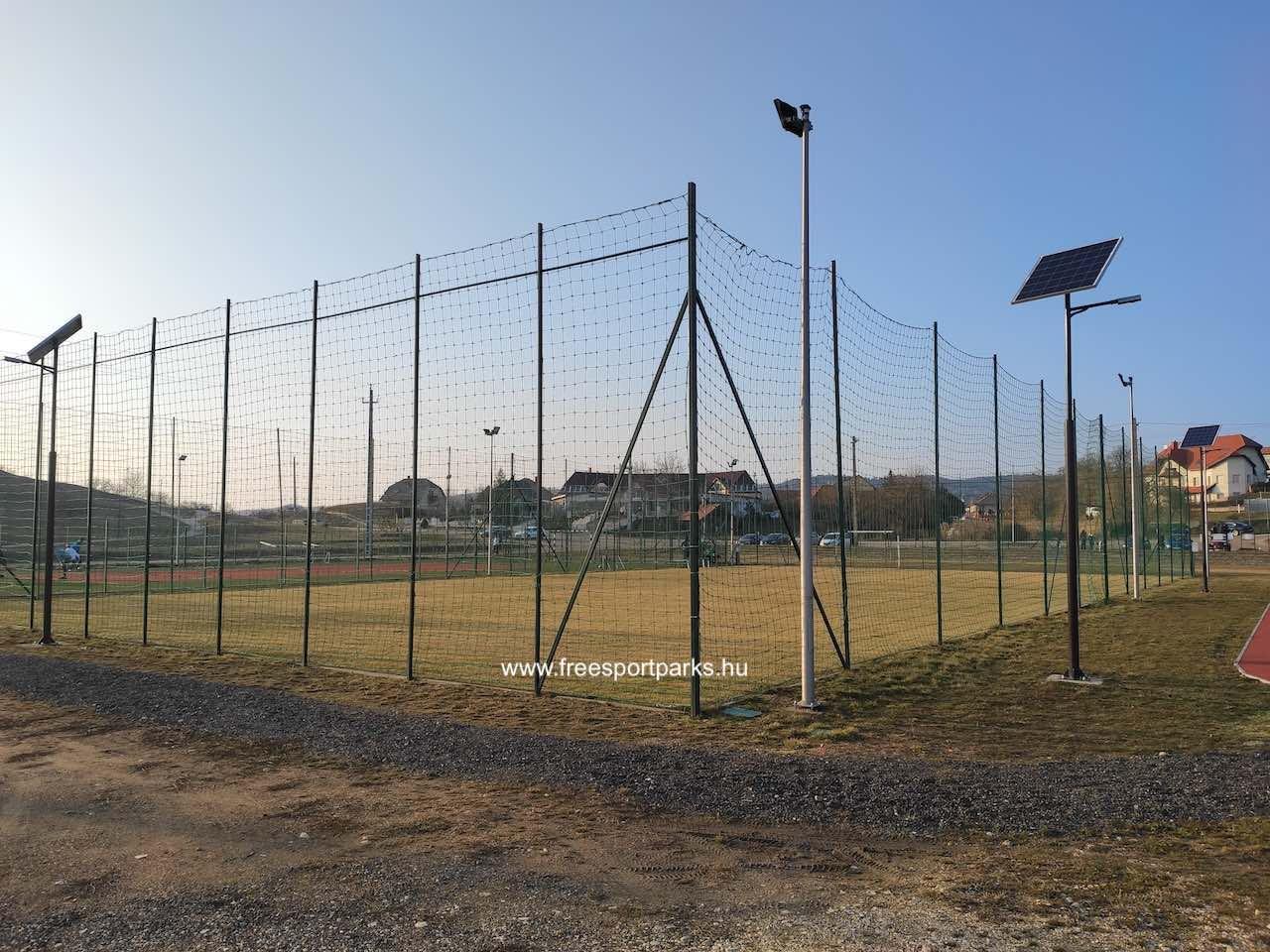 bérelhető füves focipálya