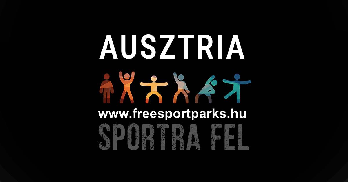 Ausztria közösségi sporttérképe - Free Sport Parks Térkép Ausztria