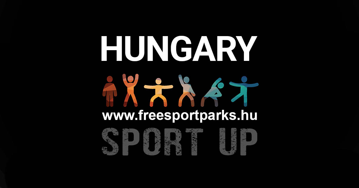 Free Sport Parks Map Hungary