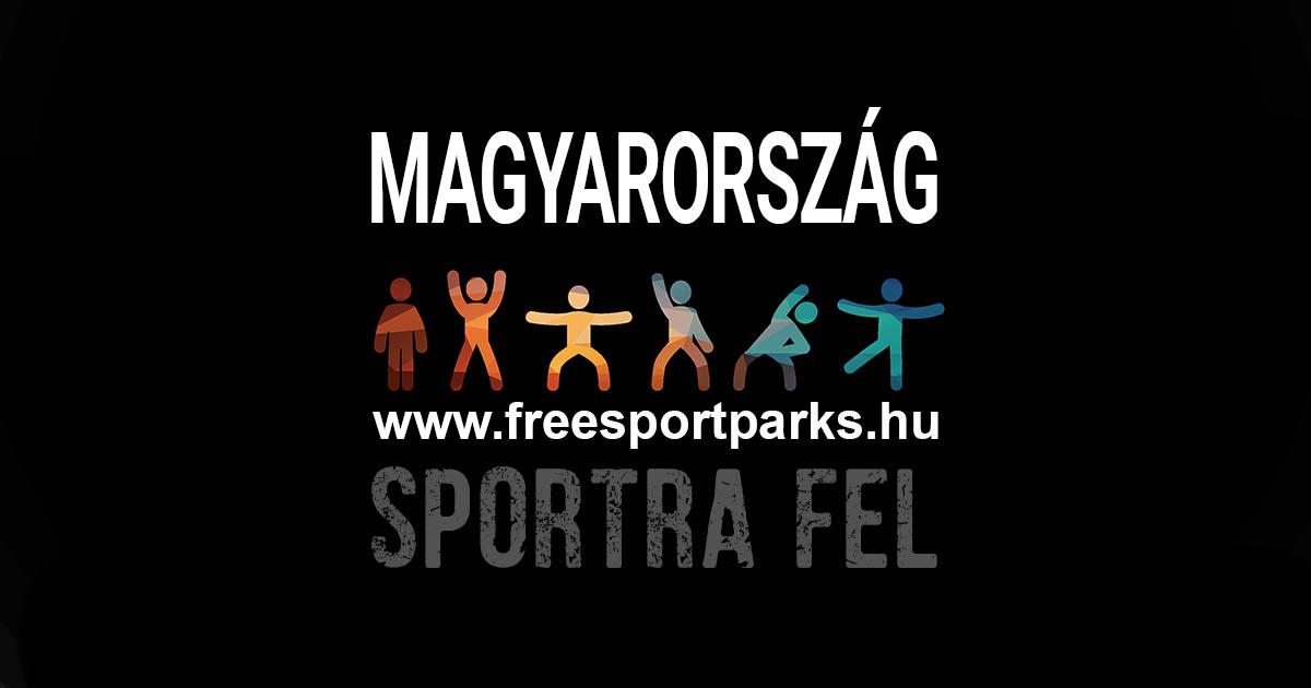 Free Sport Parks Térkép Magyarország