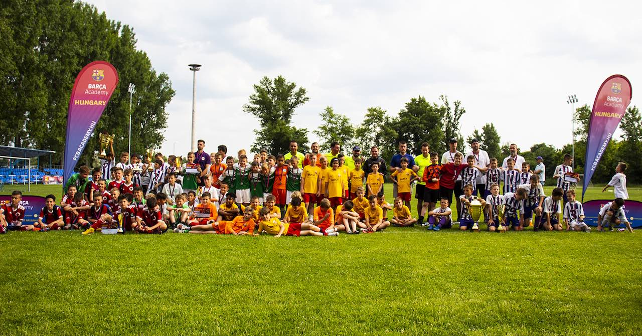 Barca Academy Hungary Cup - Free Sport Parks Blog
