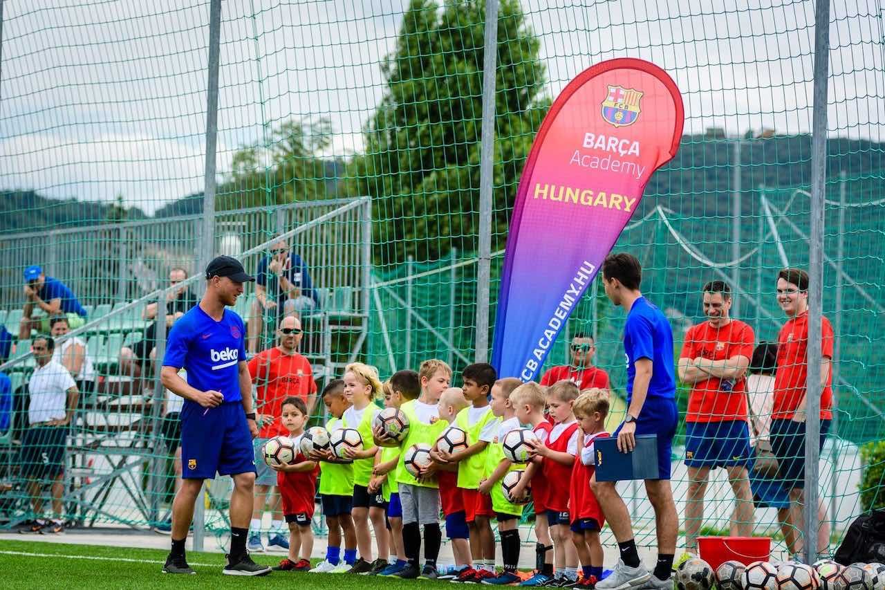 Barca Academy Hungary ingyenes válogatója- Free Sport Parks Blog