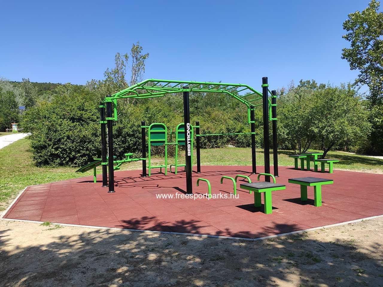 Mészkő park - Óbudai kondipark (Street Workout Park) - Free Sport Parks térkép