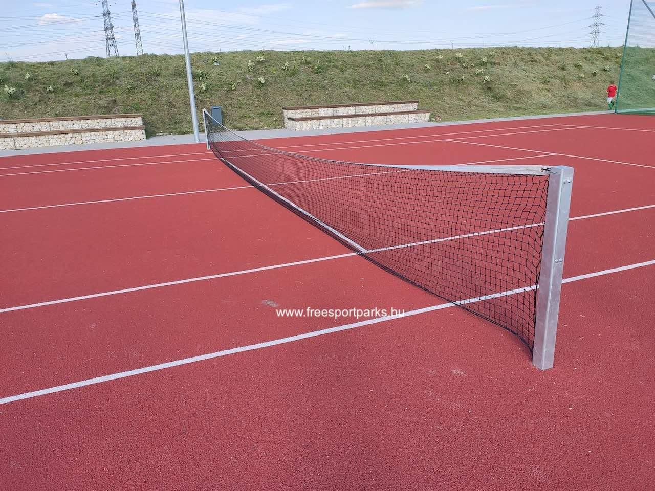 teniszpálya - Érdliget szabadidőpark - Free Sport Parks térkép